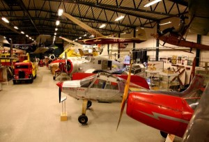 Arlanda Flygsamlingar museum