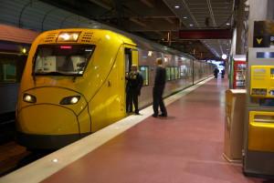 Arlanda tåg